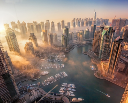 180710 Dubai sky marina 2 495x400 - Benefits of Using IMS and Smart Grid Systems